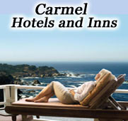 Carmel inss for your Monterey vacation